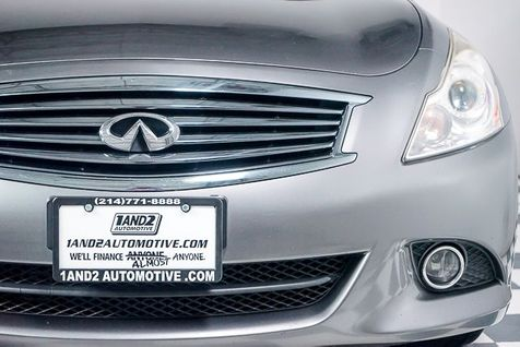2012 Infiniti G25 Sedan x in Dallas, TX
