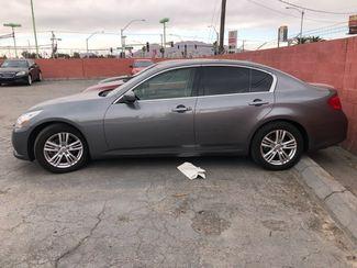 2012 Infiniti G25 Sedan Journey CAR PROS AUTO CENTER (702) 405-9905 Las Vegas, Nevada 1
