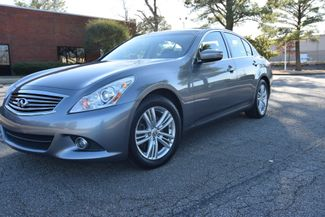 2012 Infiniti G25 Sedan Journey in Memphis Tennessee, 38128
