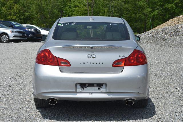 2012 Infiniti G25 Sedan Naugatuck, Connecticut 3