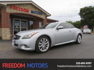 2012 Infiniti G37 Convertible | Abilene, Texas | Freedom Motors  in Abilene,Tx Texas