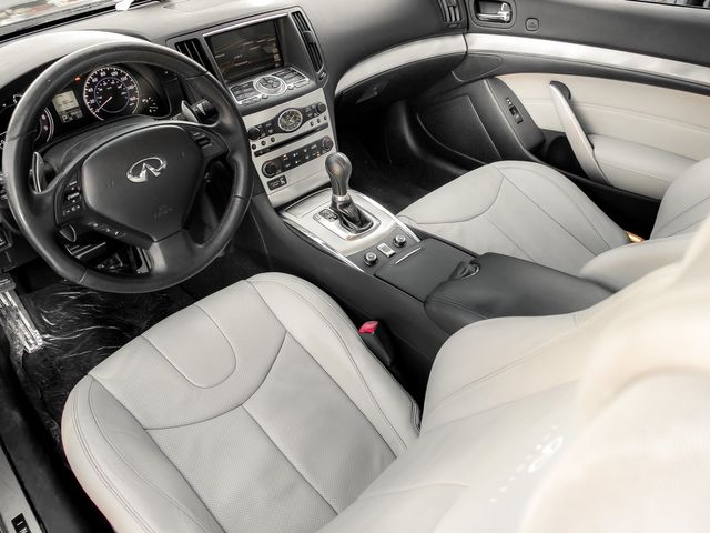 2012 Infiniti G37 Convertible Base Burbank, CA 10