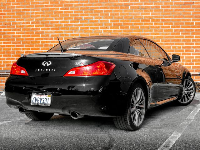 2012 Infiniti G37 Convertible Base Burbank, CA 6