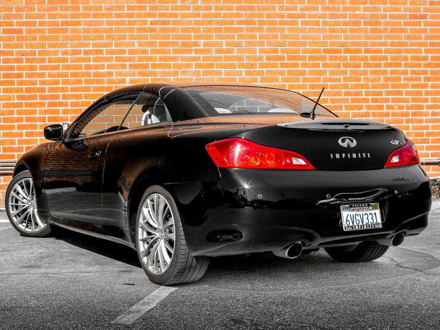 2012 Infiniti G37 Convertible Base Burbank, CA 8
