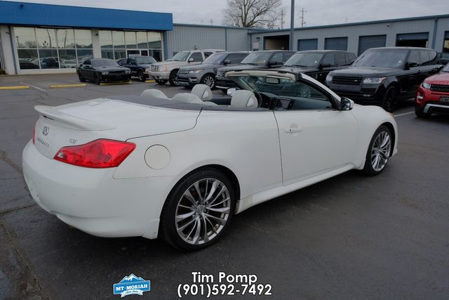 2012 Infiniti G37 Convertible Base in Memphis, Tennessee 38115