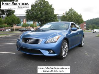 2012 Sold Infiniti G37 Coupe x Conshohocken, Pennsylvania