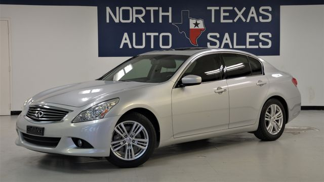 2012 Infiniti G37 Journey in Dallas, TX 75247