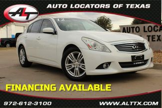 2012 Infiniti G37 Sedan Journey in Plano, TX 75093