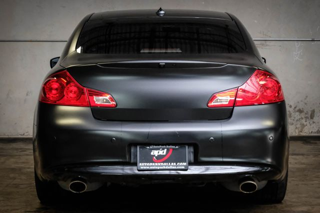2012 Infiniti G37 Sedan Sport w/ Upgrades in Addison, TX 75001