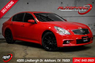2012 Infiniti G37x Sedan Sport in Addison, TX 75001