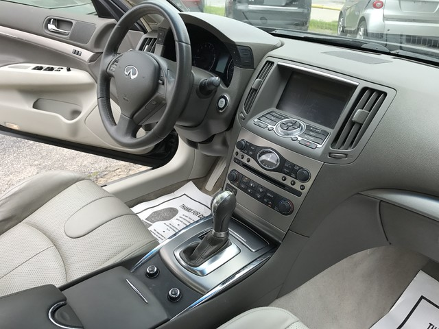 2012 Infiniti G37 Sedan Journey Houston, TX 15