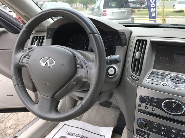 2012 Infiniti G37 Sedan Journey Houston, TX 21