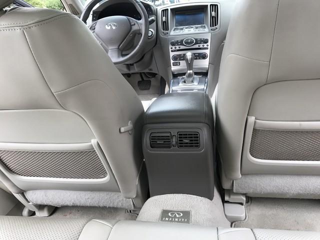 2012 Infiniti G37 Sedan Journey Houston, TX 23