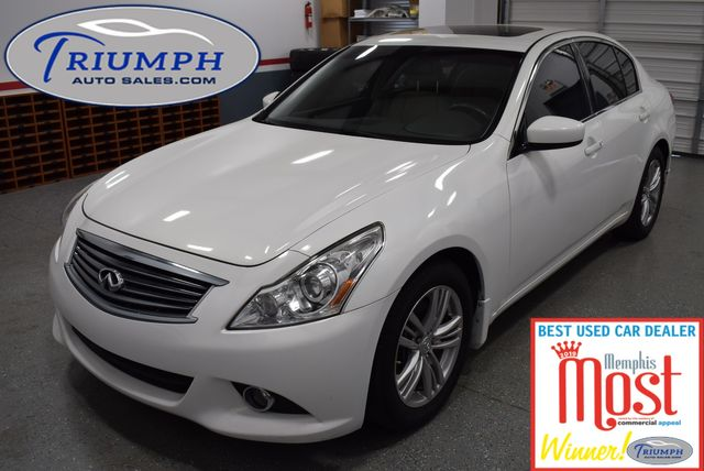 2012 Infiniti G37 Sedan Journey in Memphis, TN 38128