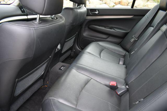 2012 Infiniti G37 Sedan X AWD Naugatuck, Connecticut 15