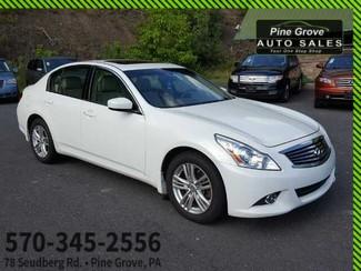 2012 Infiniti G37 Sedan x | Pine Grove, PA | Pine Grove Auto Sales in Pine Grove