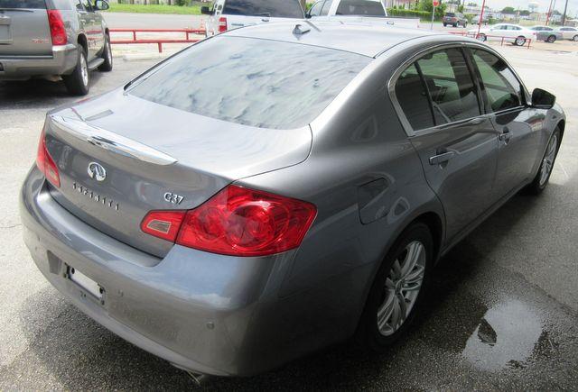 2012 Infiniti G37 Sedan Journey south houston, TX 3