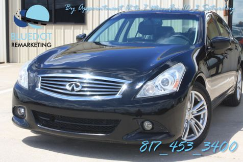 2012 Infiniti G37x Sedan | AWD-PREMIUM-BOSE- BACK UP CAMERA~ in Mansfield, TX