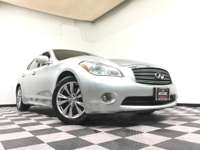 2012 Infiniti M37 *Drive TODAY & Make PAYMENTS* | The Auto Cave in Addison