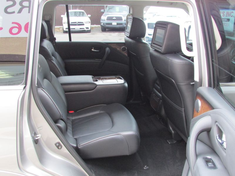 2012 Infiniti QX56 4X4 SUV 7-passenger  city Utah  Autos Inc  in , Utah