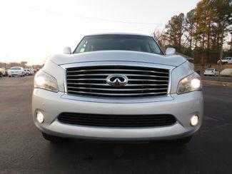 2012 Infiniti QX56 7-passenger Batesville, Mississippi 11