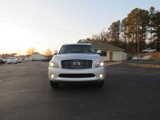 2012 Infiniti QX56 7-passenger Batesville, Mississippi 5