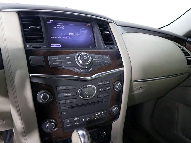 2012 Infiniti QX56 7-passenger  city Ohio  North Coast Auto Mall of Cleveland  in Cleveland, Ohio