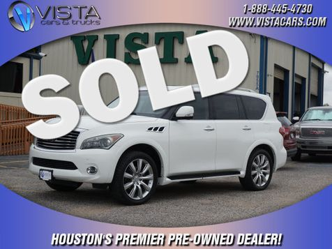 2012 Infiniti QX56 7-passenger in Houston, Texas