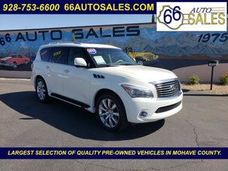 2012 Infiniti QX56 7-passenger in Kingman, Arizona 86401