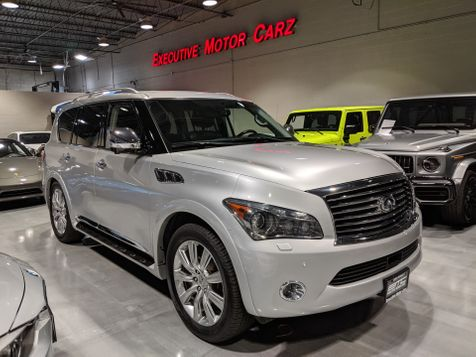 2012 Infiniti QX56 7-passenger in Lake Forest, IL