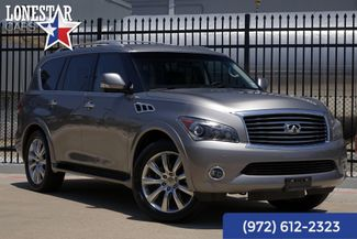 2012 Infiniti QX56 Theater Package Heated Seats in Plano Texas, 75093