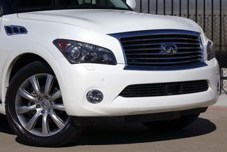 2012 Infiniti QX56 1-Owner * AWD * Tech Pkg * TOURING * 22s * THEATER Plano, Texas 26