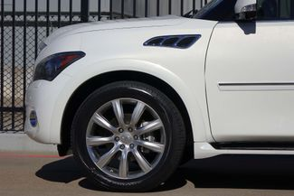 2012 Infiniti QX56 1-Owner * AWD * Tech Pkg * TOURING * 22s * THEATER Plano, Texas 34