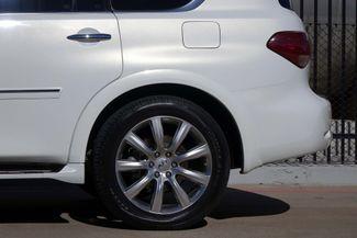2012 Infiniti QX56 1-Owner * AWD * Tech Pkg * TOURING * 22s * THEATER Plano, Texas 35