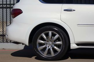 2012 Infiniti QX56 1-Owner * AWD * Tech Pkg * TOURING * 22s * THEATER Plano, Texas 36