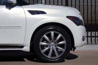 2012 Infiniti QX56 1-Owner * AWD * Tech Pkg * TOURING * 22s * THEATER Plano, Texas 37