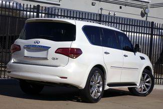 2012 Infiniti QX56 1-Owner * AWD * Tech Pkg * TOURING * 22s * THEATER Plano, Texas 4
