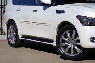 2012 Infiniti QX56 1-Owner * AWD * Tech Pkg * TOURING * 22s * THEATER Plano, Texas 28