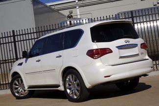 2012 Infiniti QX56 1-Owner * AWD * Tech Pkg * TOURING * 22s * THEATER Plano, Texas 5