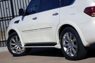 2012 Infiniti QX56 1-Owner * AWD * Tech Pkg * TOURING * 22s * THEATER Plano, Texas 31