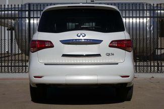 2012 Infiniti QX56 1-Owner * AWD * Tech Pkg * TOURING * 22s * THEATER Plano, Texas 7