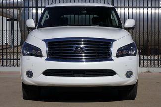 2012 Infiniti QX56 1-Owner * AWD * Tech Pkg * TOURING * 22s * THEATER Plano, Texas 6