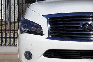 2012 Infiniti QX56 1-Owner * AWD * Tech Pkg * TOURING * 22s * THEATER Plano, Texas 38