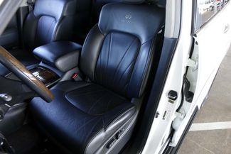 2012 Infiniti QX56 1-Owner * AWD * Tech Pkg * TOURING * 22s * THEATER Plano, Texas 12