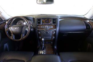 2012 Infiniti QX56 1-Owner * AWD * Tech Pkg * TOURING * 22s * THEATER Plano, Texas 8