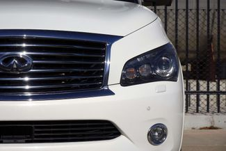 2012 Infiniti QX56 1-Owner * AWD * Tech Pkg * TOURING * 22s * THEATER Plano, Texas 39