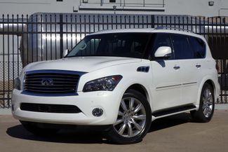 2012 Infiniti QX56 1-Owner * AWD * Tech Pkg * TOURING * 22s * THEATER Plano, Texas 1
