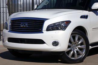 2012 Infiniti QX56 1-Owner * AWD * Tech Pkg * TOURING * 22s * THEATER Plano, Texas 27