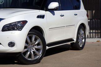 2012 Infiniti QX56 1-Owner * AWD * Tech Pkg * TOURING * 22s * THEATER Plano, Texas 29