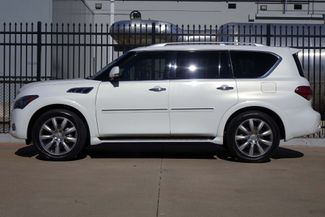 2012 Infiniti QX56 1-Owner * AWD * Tech Pkg * TOURING * 22s * THEATER Plano, Texas 3